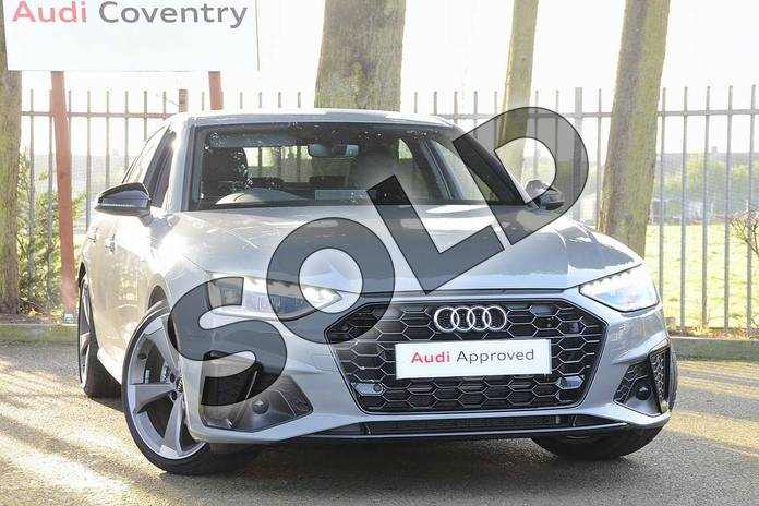 Audi A4 Diesel Saloon 30 TDI Black Edition 4dr S Tronic