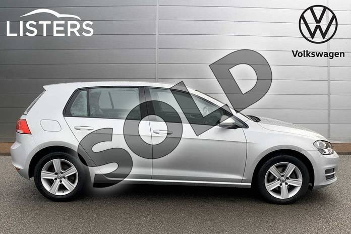 Image four of this 2015 Volkswagen Golf Hatchback 1.4 TSI Match 5dr in Reflex silver at Listers Volkswagen Stratford-upon-Avon