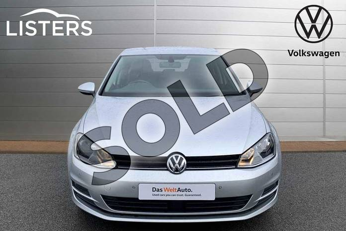 Image seven of this 2015 Volkswagen Golf Hatchback 1.4 TSI Match 5dr in Reflex silver at Listers Volkswagen Stratford-upon-Avon