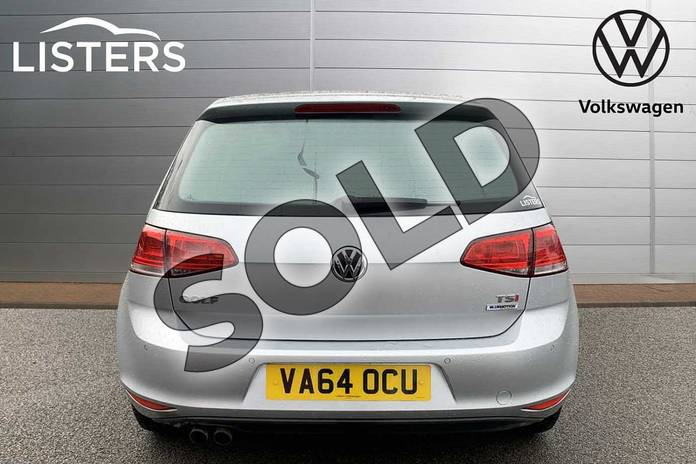 Image nine of this 2015 Volkswagen Golf Hatchback 1.4 TSI Match 5dr in Reflex silver at Listers Volkswagen Stratford-upon-Avon