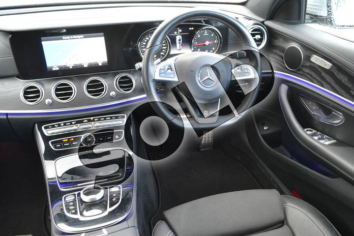 Image seven of this 2017 Mercedes-Benz E Class Diesel Estate E220d AMG Line 5dr 9G-Tronic in Iridium Silver Metallic at Mercedes-Benz of Hull