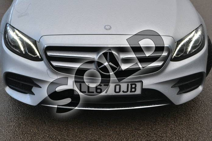 Image twelve of this 2017 Mercedes-Benz E Class Diesel Estate E220d AMG Line 5dr 9G-Tronic in Iridium Silver Metallic at Mercedes-Benz of Hull