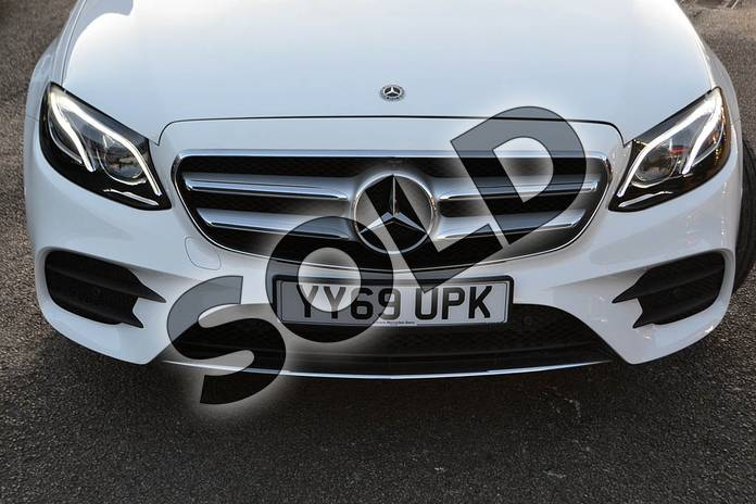 Image twelve of this 2020 Mercedes-Benz E Class Diesel Saloon E300de AMG Line Premium 4dr 9G-Tronic in Polar White at Mercedes-Benz of Hull