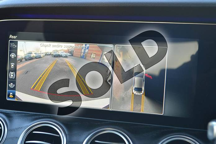 Image twenty-nine of this 2020 Mercedes-Benz E Class Diesel Saloon E300de AMG Line Premium 4dr 9G-Tronic in Polar White at Mercedes-Benz of Hull