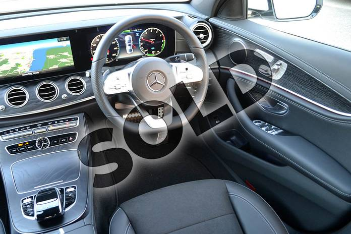 Image thirty-one of this 2020 Mercedes-Benz E Class Diesel Saloon E300de AMG Line Premium 4dr 9G-Tronic in Polar White at Mercedes-Benz of Hull