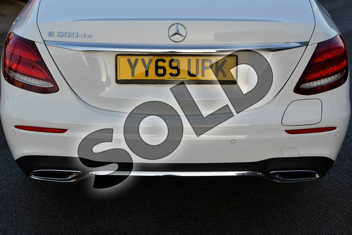 Image thirty-two of this 2020 Mercedes-Benz E Class Diesel Saloon E300de AMG Line Premium 4dr 9G-Tronic in Polar White at Mercedes-Benz of Hull