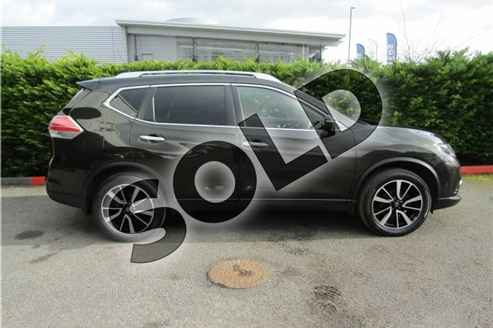 Image nine of this 2017 Nissan X-Trail Diesel Station Wagon 1.6 dCi Tekna 5dr in Metallic - Titanium olive at Listers U Boston