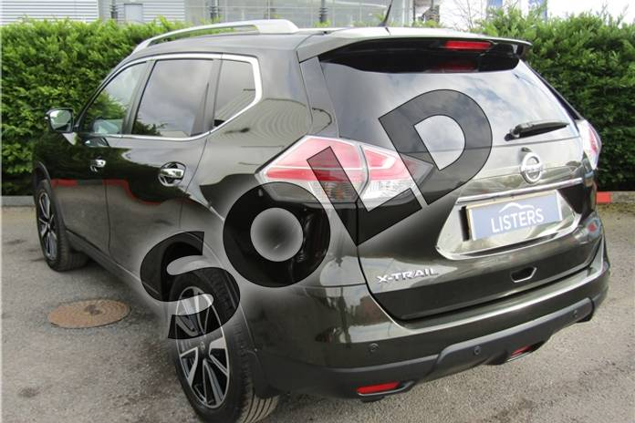 Image ten of this 2017 Nissan X-Trail Diesel Station Wagon 1.6 dCi Tekna 5dr in Metallic - Titanium olive at Listers U Boston
