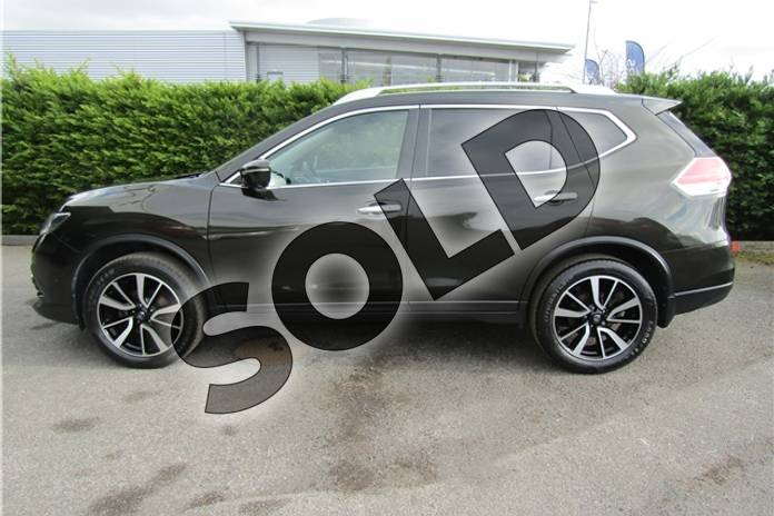 Image fifteen of this 2017 Nissan X-Trail Diesel Station Wagon 1.6 dCi Tekna 5dr in Metallic - Titanium olive at Listers U Boston