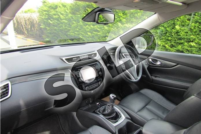 Image sixteen of this 2017 Nissan X-Trail Diesel Station Wagon 1.6 dCi Tekna 5dr in Metallic - Titanium olive at Listers U Boston