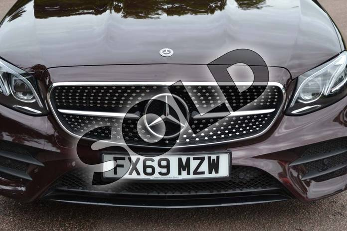 Image twenty-eight of this 2019 Mercedes-Benz E Class Coupe E450 4Matic AMG Line Premium Plus 2dr 9G-Tronic in rubellite red metallic at Mercedes-Benz of Grimsby