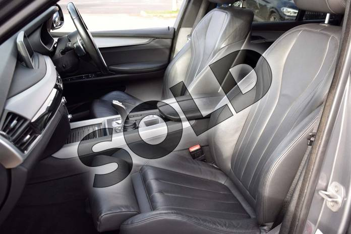 Image eleven of this 2015 BMW X5 Diesel Estate xDrive M50d 5dr Auto (7 Seat) in Space Grey at Listers Boston (BMW)