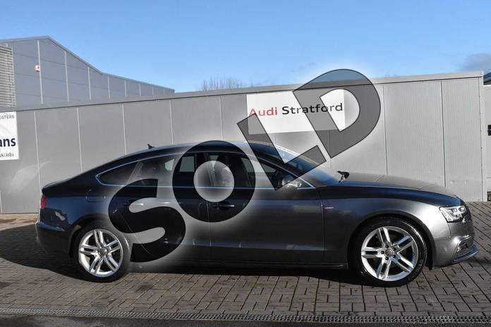 Audi A5 2.0 TDI 150 S Line 5dr Multitronic (Nav) (5 Seat ...