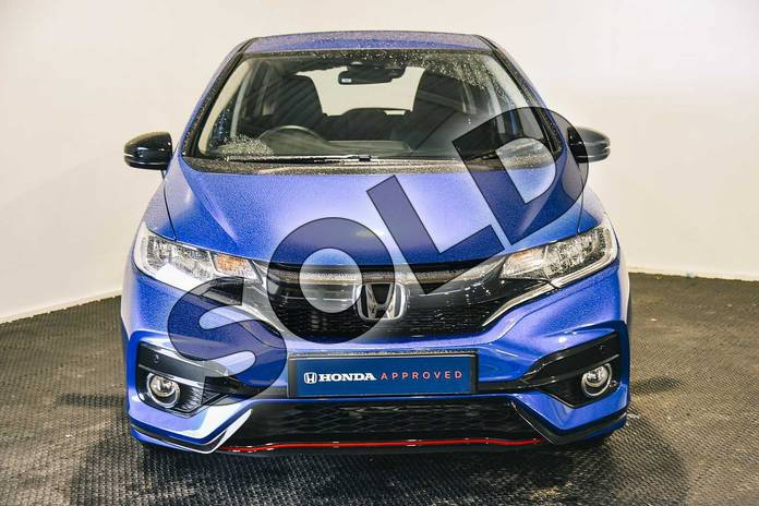 Image six of this 2019 Honda Jazz Hatchback 1.5 i-VTEC Sport Navi 5dr in Brilliant Sporty Blue at Listers Honda Stratford-upon-Avon