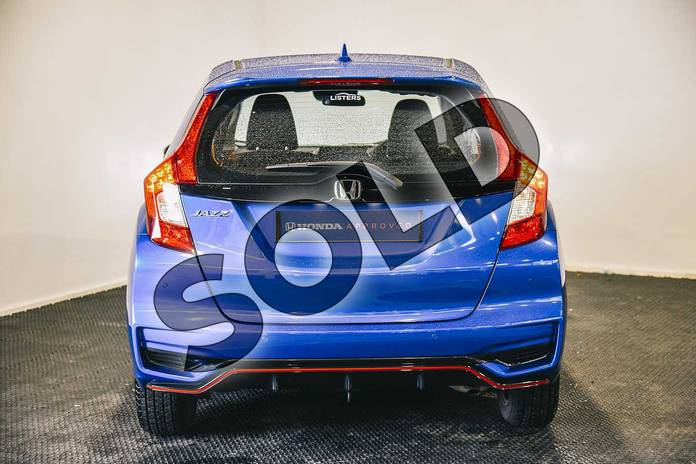 Image seven of this 2019 Honda Jazz Hatchback 1.5 i-VTEC Sport Navi 5dr in Brilliant Sporty Blue at Listers Honda Stratford-upon-Avon
