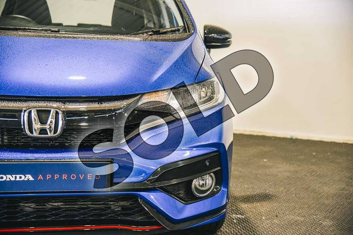 Image ten of this 2019 Honda Jazz Hatchback 1.5 i-VTEC Sport Navi 5dr in Brilliant Sporty Blue at Listers Honda Stratford-upon-Avon