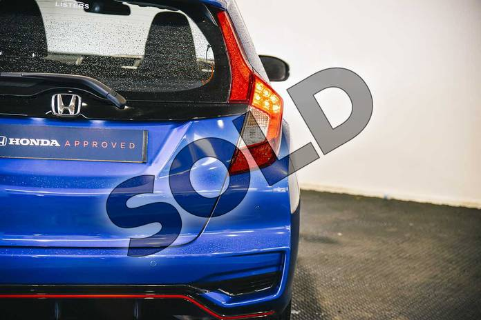 Image twelve of this 2019 Honda Jazz Hatchback 1.5 i-VTEC Sport Navi 5dr in Brilliant Sporty Blue at Listers Honda Stratford-upon-Avon