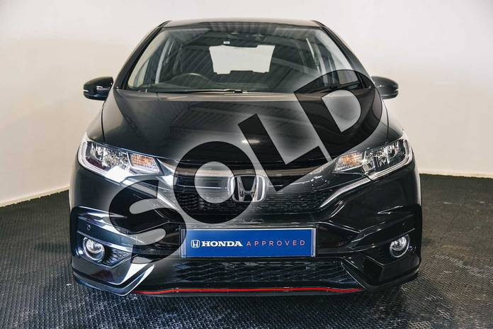 Image six of this 2019 Honda Jazz Hatchback 1.5 i-VTEC Sport Navi 5dr in Crystal Black at Listers Honda Stratford-upon-Avon