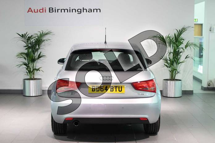 Image thirteen of this 2014 Audi A1 Sportback 1.2 TFSI Sport 5dr in Florett Silver, metallic at Birmingham Audi
