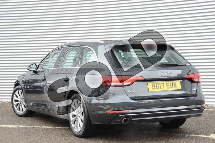 Image three of this 2017 Audi A4 Diesel Avant 2.0 TDI Ultra SE 5dr in Manhattan Grey Metallic at Coventry Audi