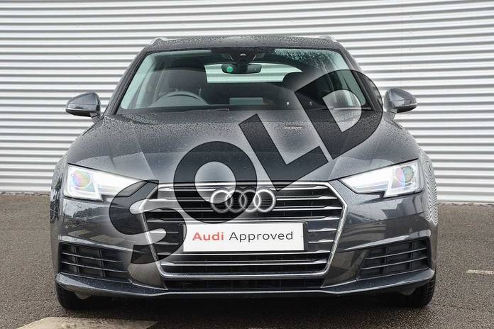 Image seven of this 2017 Audi A4 Diesel Avant 2.0 TDI Ultra SE 5dr in Manhattan Grey Metallic at Coventry Audi