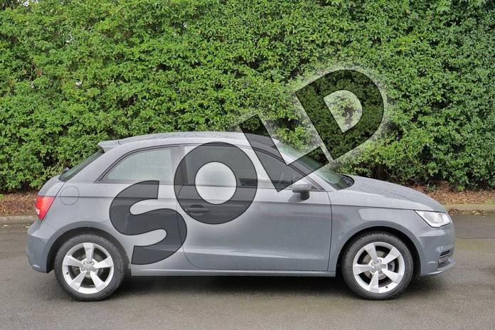 Image four of this 2018 Audi A1 Hatchback 1.0 TFSI Sport 3dr in Nano Grey Metallic at Worcester Audi