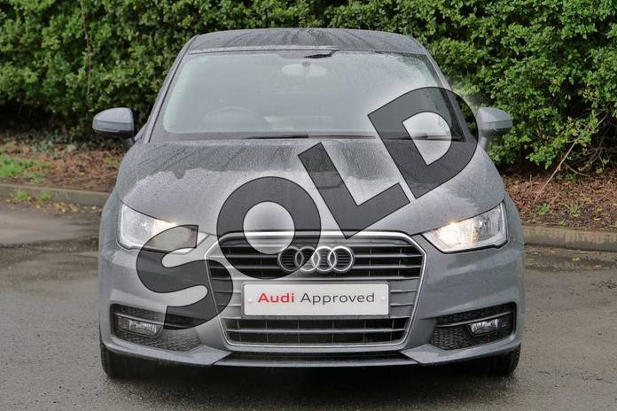 Image seven of this 2018 Audi A1 Hatchback 1.0 TFSI Sport 3dr in Nano Grey Metallic at Worcester Audi