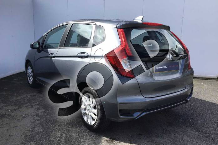 Image three of this 2020 Honda Jazz Hatchback 1.3 i-VTEC SE 5dr in Shining Grey at Listers Honda Solihull
