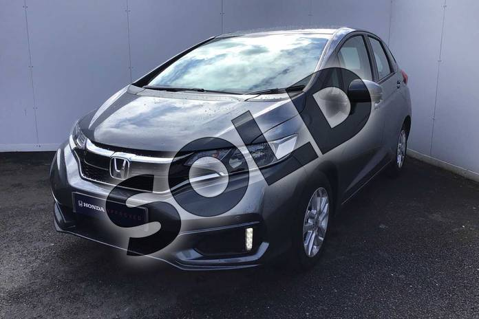 Image ten of this 2020 Honda Jazz Hatchback 1.3 i-VTEC SE 5dr in Shining Grey at Listers Honda Solihull