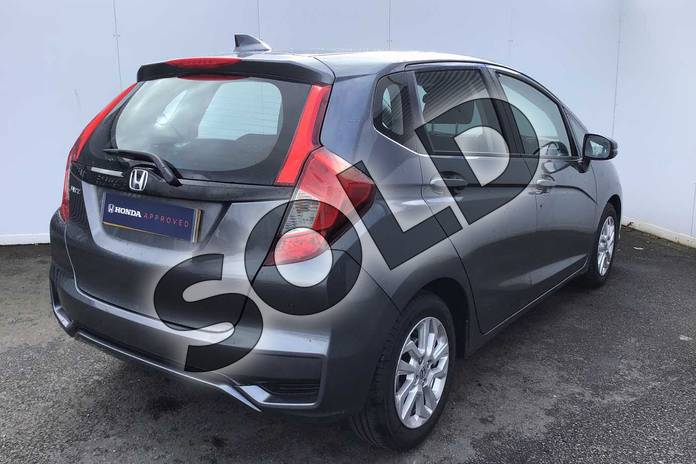 Image twelve of this 2020 Honda Jazz Hatchback 1.3 i-VTEC SE 5dr in Shining Grey at Listers Honda Solihull