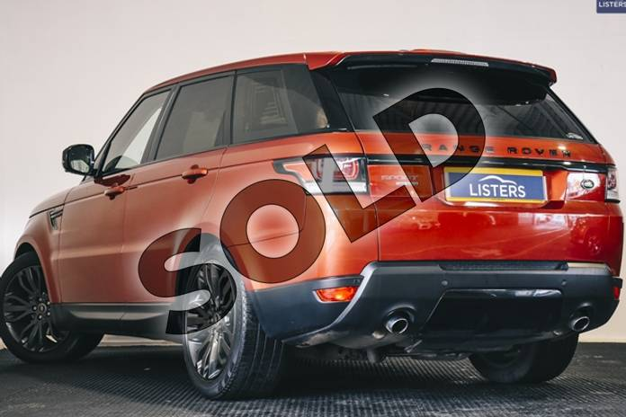 Image nine of this 2013 Range Rover Sport Diesel Estate 3.0 SDV6 HSE Dynamic 5dr Auto in Premium metallic - Chile at Listers U Stratford-upon-Avon
