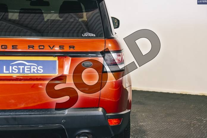 Image eleven of this 2013 Range Rover Sport Diesel Estate 3.0 SDV6 HSE Dynamic 5dr Auto in Premium metallic - Chile at Listers U Stratford-upon-Avon