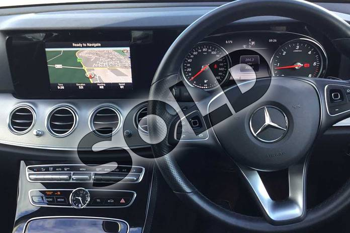 Image seven of this 2016 Mercedes-Benz E Class Diesel Saloon E220d SE 4dr 9G-Tronic in Grey at Lexus Lincoln