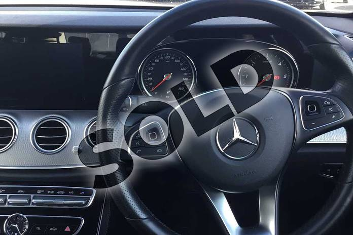Image eleven of this 2016 Mercedes-Benz E Class Diesel Saloon E220d SE 4dr 9G-Tronic in Grey at Lexus Lincoln