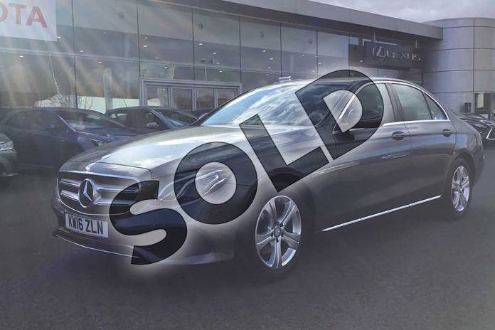 Image seventeen of this 2016 Mercedes-Benz E Class Diesel Saloon E220d SE 4dr 9G-Tronic in Grey at Lexus Lincoln