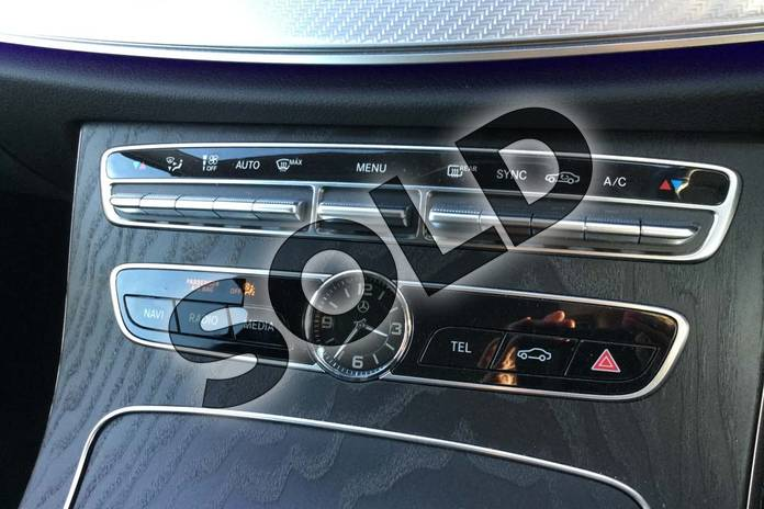 Image nine of this 2019 Mercedes-Benz E Class Diesel Estate E220d SE 5dr 9G-Tronic in obsidian black metallic at Mercedes-Benz of Grimsby