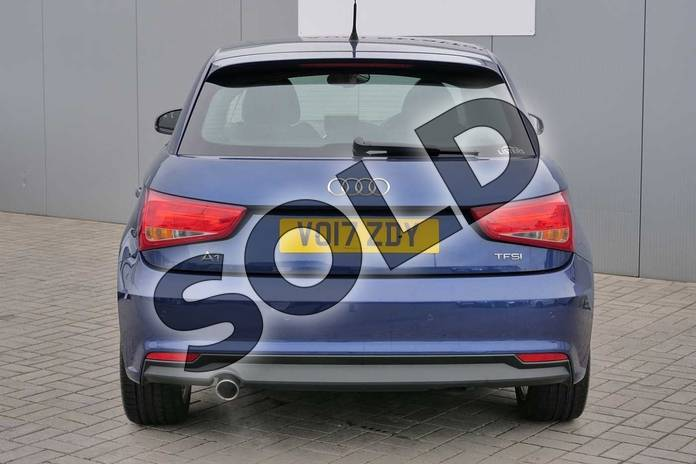 Image nine of this 2017 Audi A1 Sportback 1.0 TFSI Sport 5dr in Scuba Blue Metallic at Stratford Audi