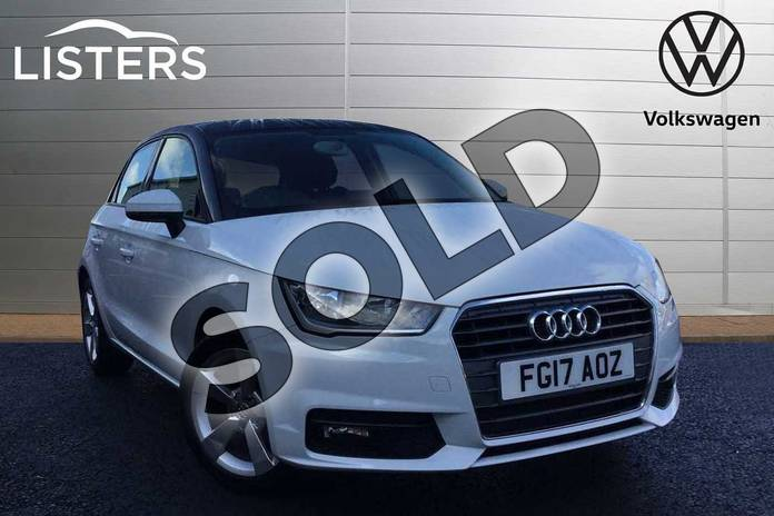Picture of Audi A1 1.0 TFSI Sport 5dr in Polar White