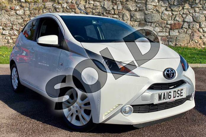 Toyota AYGO Hatchback Special Editions 1.0 VVT-i X-Pure 5dr