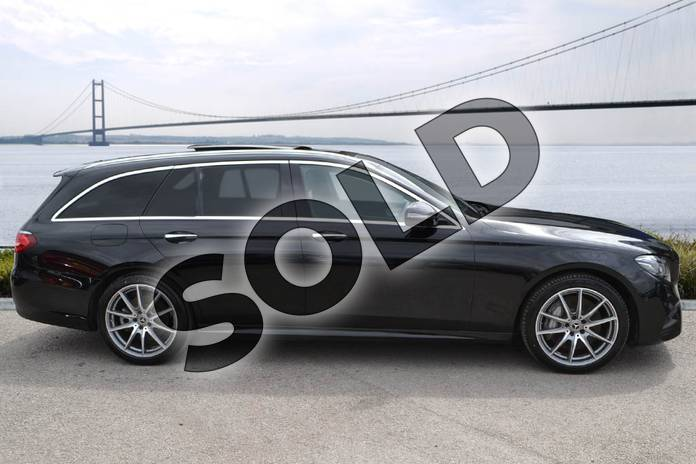 Image four of this 2020 Mercedes-Benz E Class Diesel Estate E350d AMG Line Night Ed Premium + 5dr 9G-Tronic in obsidian black metallic at Mercedes-Benz of Hull