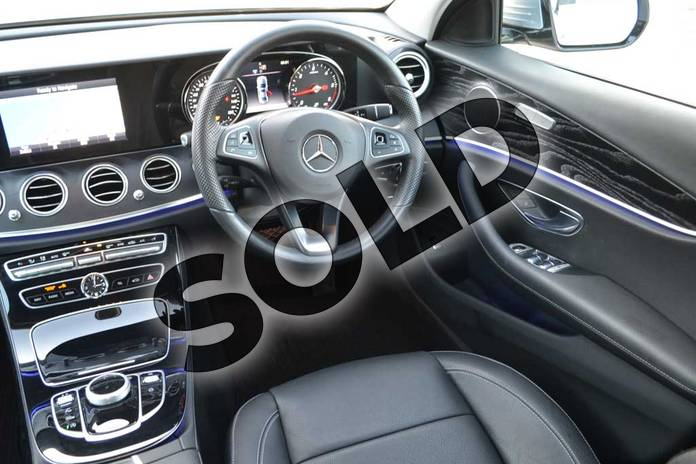 Image thirty-one of this 2016 Mercedes-Benz E Class Diesel Saloon E220d SE 4dr 9G-Tronic in Diamond Silver Metallic at Mercedes-Benz of Hull