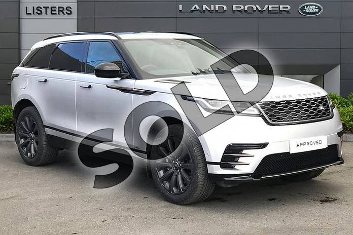 Picture of Range Rover Velar D240 R-Dynamic SE in Indus Silver