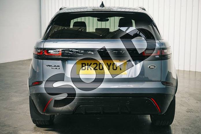 Image five of this 2020 Range Rover Velar Diesel Estate 2.0 D180 R-Dynamic SE 5dr Auto in Byron Blue at Listers Land Rover Solihull
