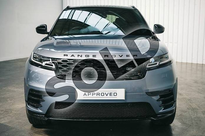 Image six of this 2020 Range Rover Velar Diesel Estate 2.0 D180 R-Dynamic SE 5dr Auto in Byron Blue at Listers Land Rover Solihull