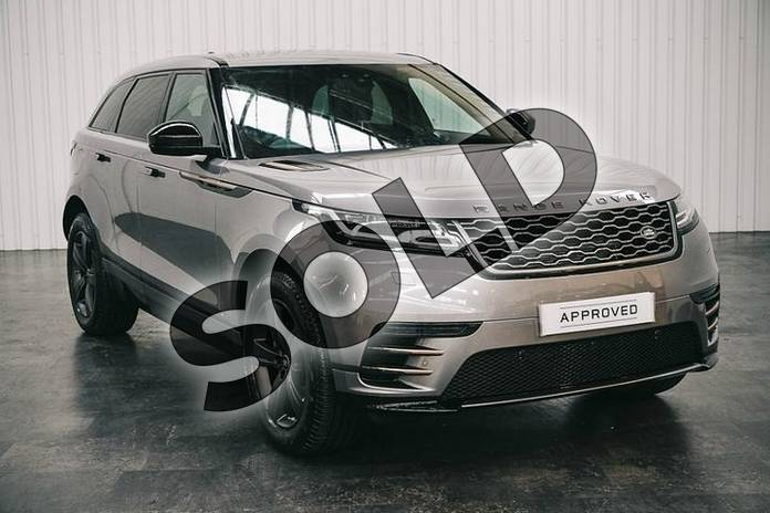 Picture of Range Rover Velar D180 R-Dynamic S in Eiger Grey
