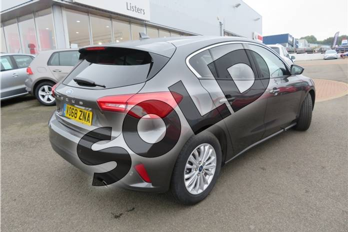 Image five of this 2018 Ford Focus Hatchback 1.0 EcoBoost 125 Titanium 5dr in Premium paint - Magnetic at Listers Toyota Grantham