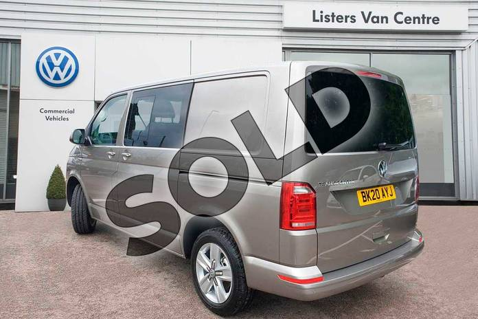 Image three of this 2020 Volkswagen Transporter T32 SWB Diesel 2.0 TDI BMT 150 Highline Van in Beige at Listers Volkswagen Van Centre Coventry