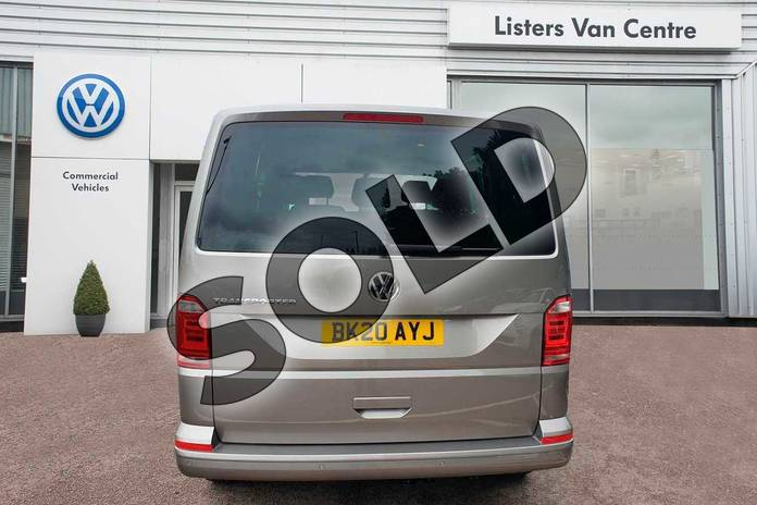 Image four of this 2020 Volkswagen Transporter T32 SWB Diesel 2.0 TDI BMT 150 Highline Van in Beige at Listers Volkswagen Van Centre Coventry