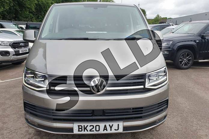 Image nine of this 2020 Volkswagen Transporter T32 SWB Diesel 2.0 TDI BMT 150 Highline Van in Beige at Listers Volkswagen Van Centre Coventry