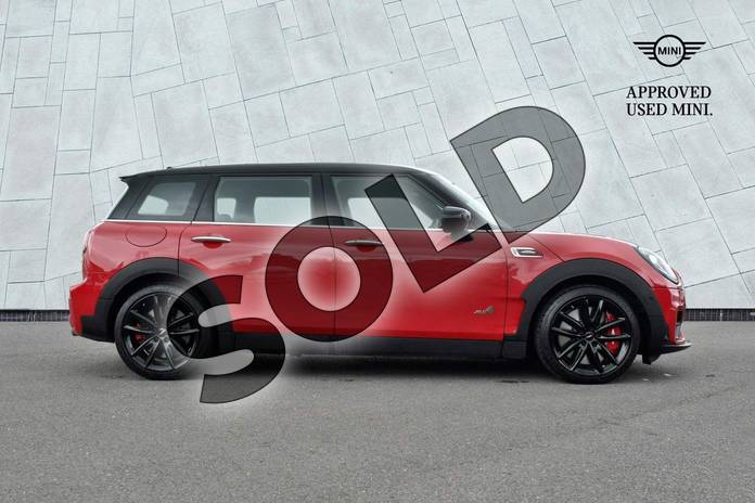 Image three of this 2020 MINI Clubman Estate 2.0 John Cooper Works ALL4 6dr Auto in Chili Red at Listers Boston (MINI)